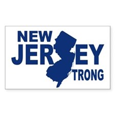 New jersey Strong Decal