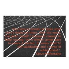 Prefontaine Quote Postcards (Package of 8)