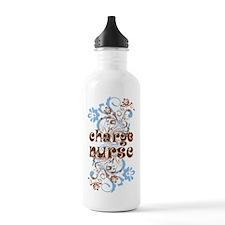 Charge Nurse Water Bottle