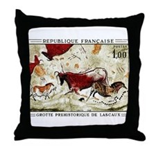 1968 France Lascaux Cave Paintings Postage Stamp T