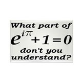 Don't Understand Euler's Equation Rectangle Magnet