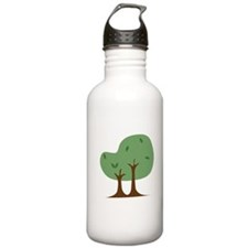 Two Trees Water Bottle