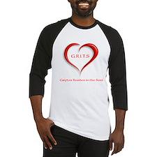 Grifton Heart GRITS Baseball Jersey