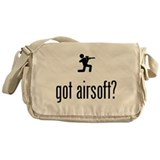Airsofting Messenger Bag