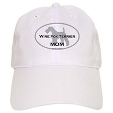 Wire Fox Terrier MOM Baseball Cap