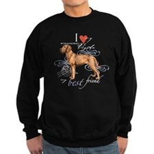 Wirehaired Vizsla Sweatshirt