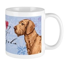 Wirehaired Vizsla Small Mug