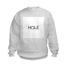 Hole Sweatshirt