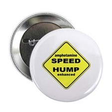 "SPEED HUMP 2.25"" Button (100 pack)"