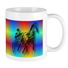 Zazzle Harness Racing Mug