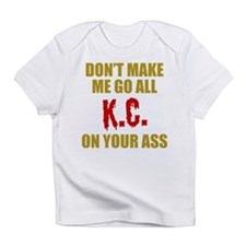 Kansas City Football Infant T-Shirt