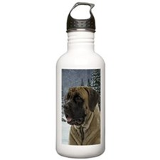 English Mastiff Water Bottle