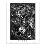 Dagon Small Poster
