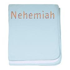 Nehemiah Pencils baby blanket