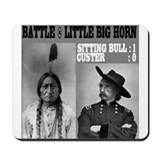 Sitting Bull - Custer Mousepad