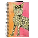 Marcia Marcia Marcia Inspiration Cat Journal