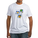Tropic Fitted T-Shirt