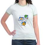 Tropic Jr. Ringer T-Shirt