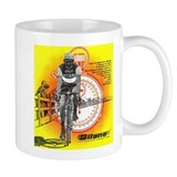 Retro Gitane Stopwatch Mug