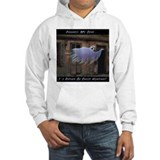 Rather Be Ghost Hunting Hood Sweatshirt