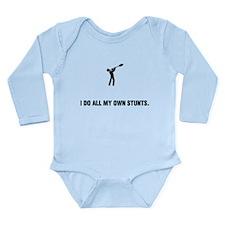 Glass Making Long Sleeve Infant Bodysuit