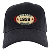 Cute Retro Baseball Hat