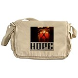 Hope Messenger Bag