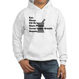 pharmacist Slam phones.PNG Hoodie Sweatshirt