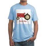 Unique Red tractor Shirt