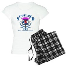 Scotland only for the brave Pajamas