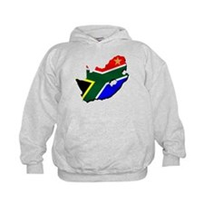 South Africa Map Hoodie