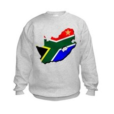 South Africa Map Sweatshirt