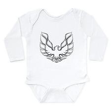 Firebird-tee wht Body Suit