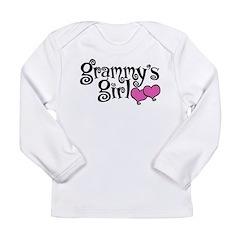 Grammy's Girl Long Sleeve Infant T-Shirt