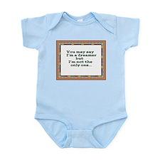 Im a dreamer.jpg Infant Bodysuit