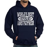 Best Husband and Father  Hoodie