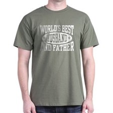 Best Husband and Father T-Shirt