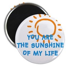 Sunshine of My Life Magnet