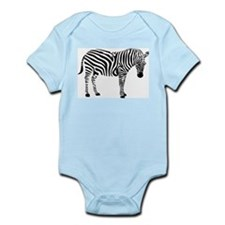 Zebra Infant Creeper