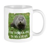 Cousin of Famous Groundhog Mug