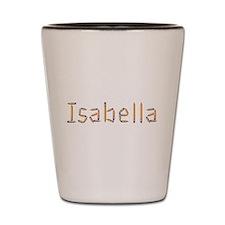 Isabella Pencils Shot Glass