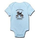 This is How I Stroll (TM) Muscle Car Infant Suit B