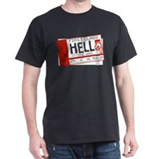 Ticket To Hell T-Shirt