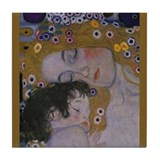 Unique Klimt Tile Coaster