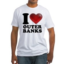 I Heart Outer Banks Shirt