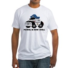 Sheriff Car Patrol Is How I Roll Shirt