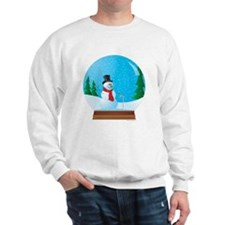 Cute Christmas snowglobe Sweatshirt