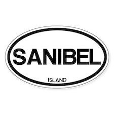 Sanibel Decal