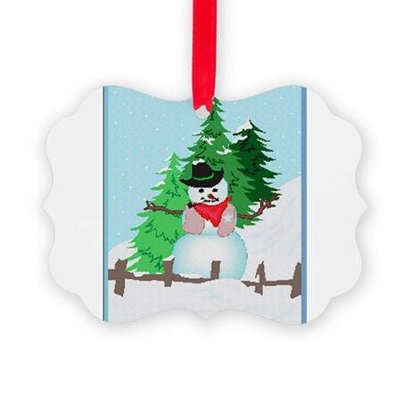 snow9.PNG Picture Ornament