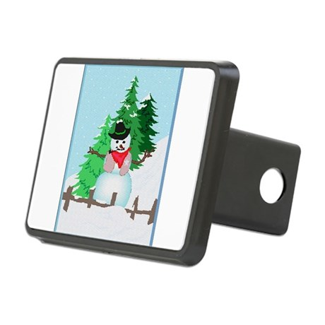 snow9.PNG Rectangular Hitch Cover